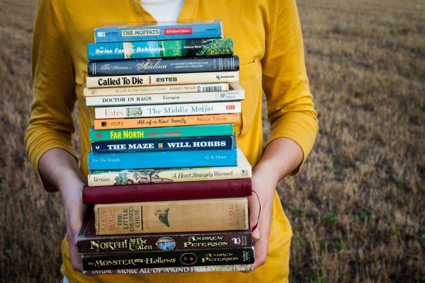 Podari knjigo!