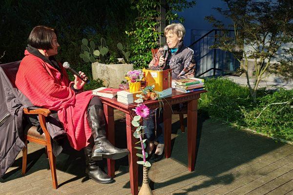 Maja Gal Štromar o knjigi Ženska drugje