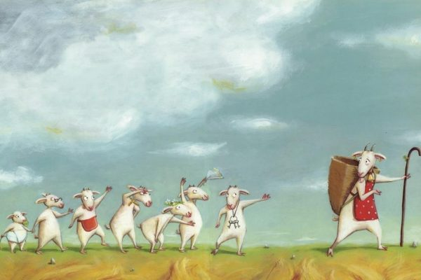 Una mostra dedicata ai fratelli Grimm colpisce