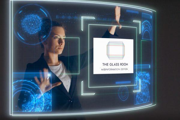 Glass Room – izdaja o napačnih informacijah