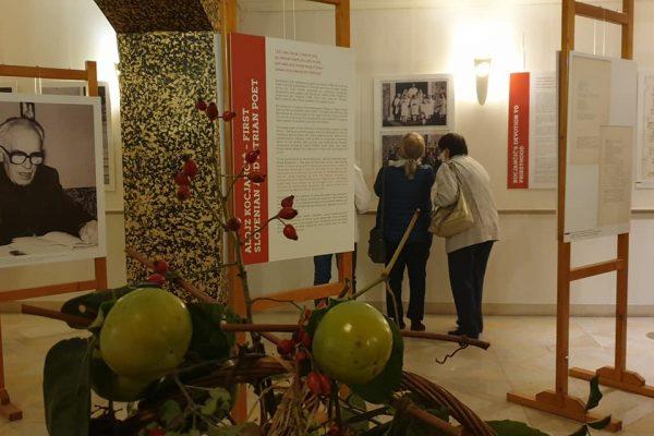 FOTO in VIDEO: Spomin na Alojza Kocjančiča