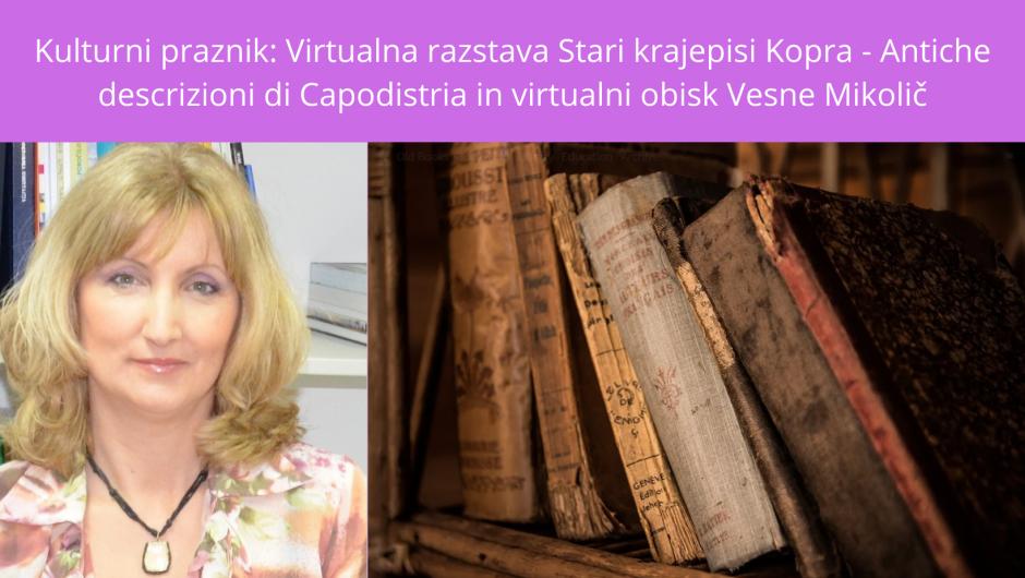 Razstava In Literarni Vecer 940x530