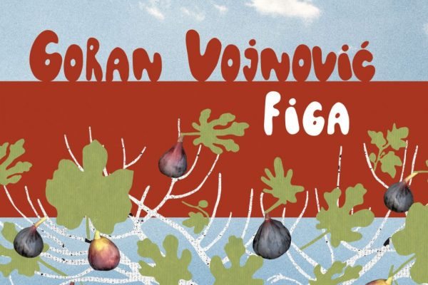 Po poti ustvarjalnosti: Goran Vojnović v družbi dijakov o njegovi s kresnikom nagrajeni knjigi Figa