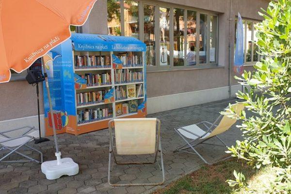 Izjemno uspešna sezona za Knjižnico na plaži